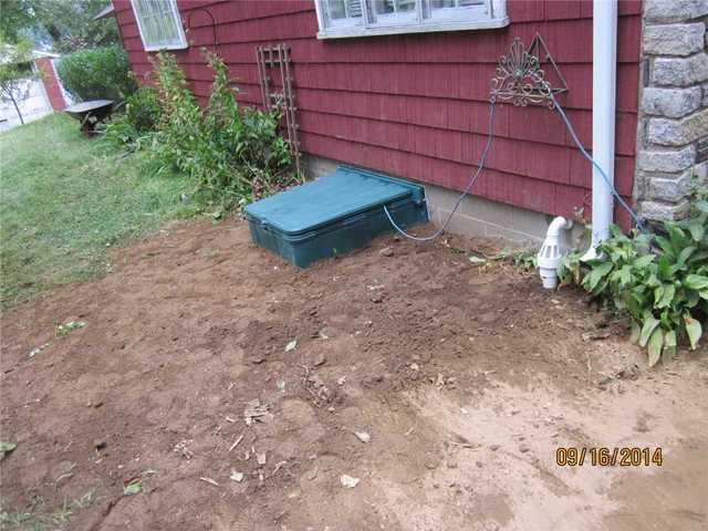 Turtl Crawl Space Access Well
