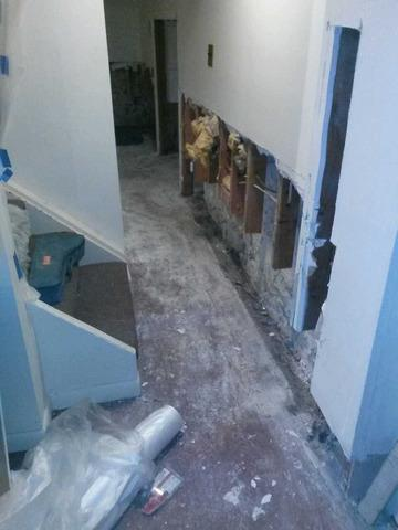 Scarsdale, NY Basement Waterproofing.