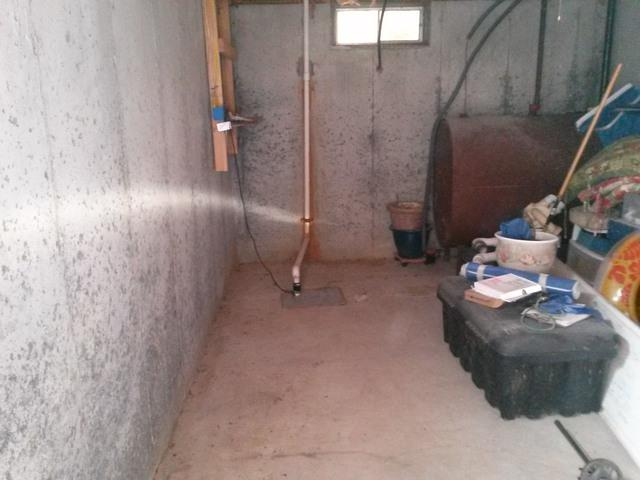 New Sump Pump in East Haddam, Ct home.
