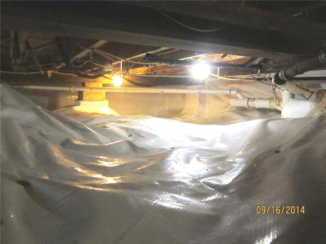 Crawlspace Repair in Lebanon, CT