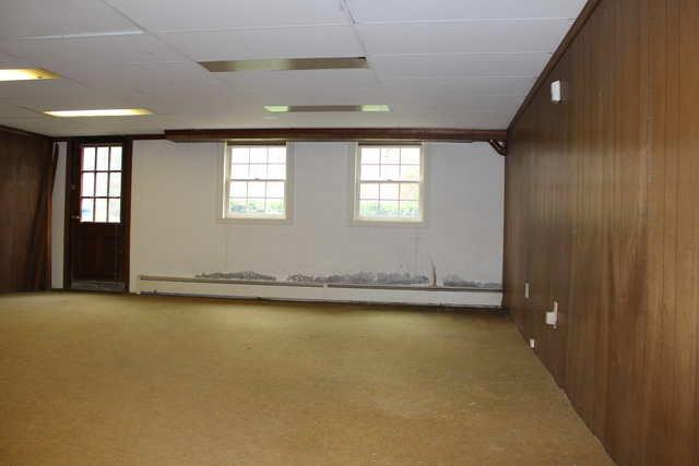 Woodbury Basement Transformation: Before and After