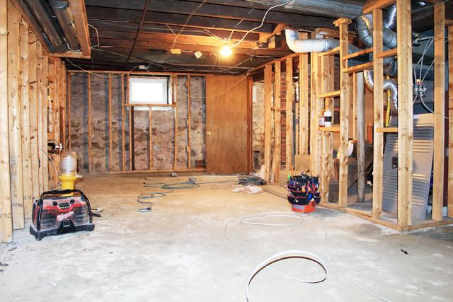 Beautiful Basement Transformation!