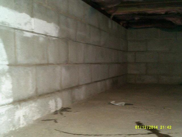 Interior Drainage and Sump Pump installed in Greenwich