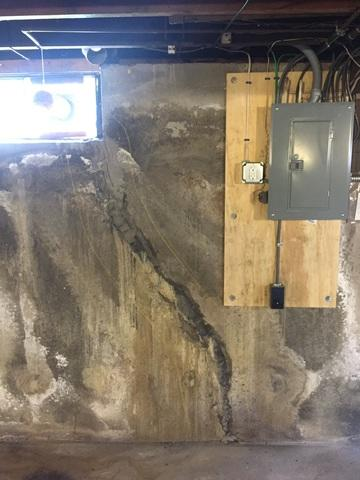 Basement Waterproofing in New London CT
