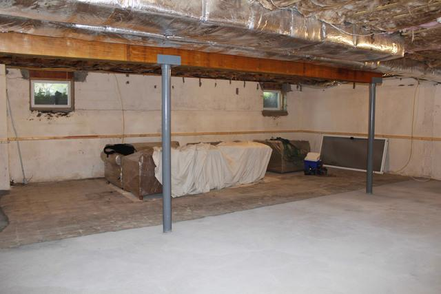 Unbelievable basement transformation!
