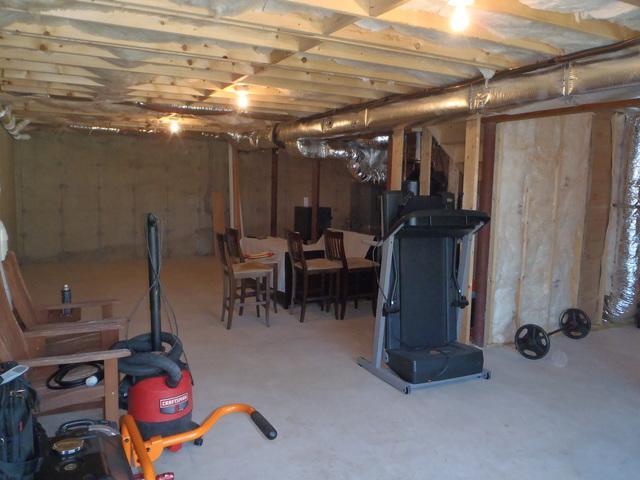 Basement Remodeling in Glastonbury, CT