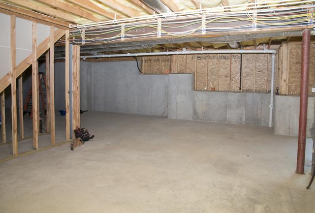 Basement Finishing in Bethany, CT