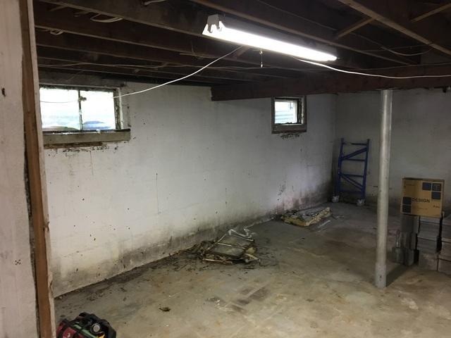 Basement Waterproofing in Andover NJ