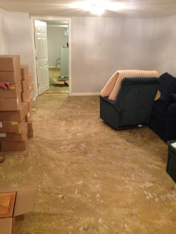 Thermal Dry Flooring System Lake Hopatcong NJ