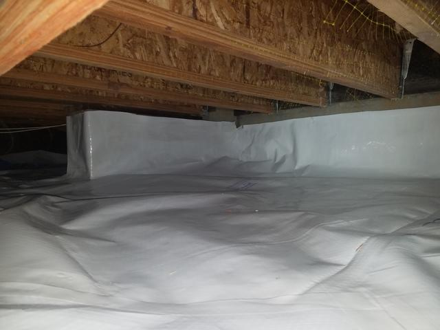 Crawlspace Encapsulation in Santa Rosa, CA - After Photo