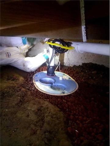 Sump Pump Installation in Yountville, CA