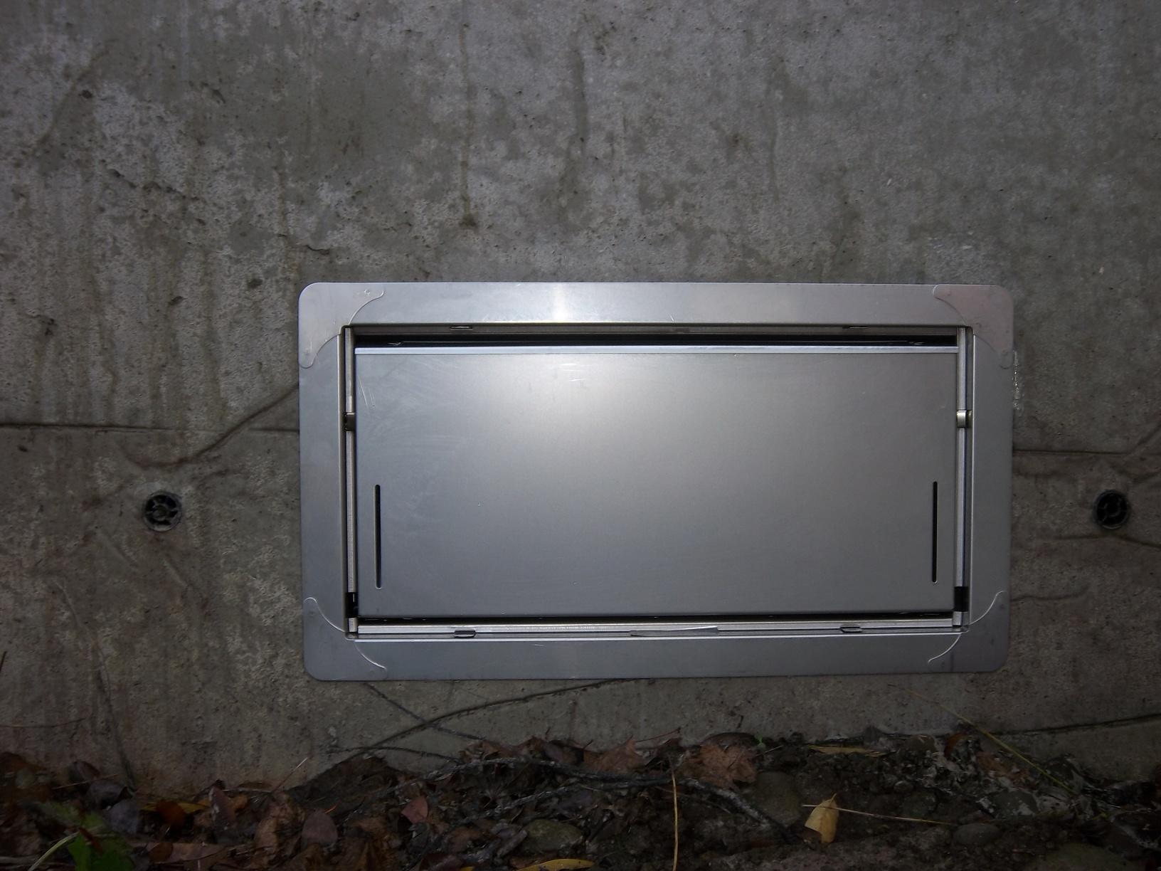 Crawl Space Vent Cover in Bucoda, Washington - After Photo