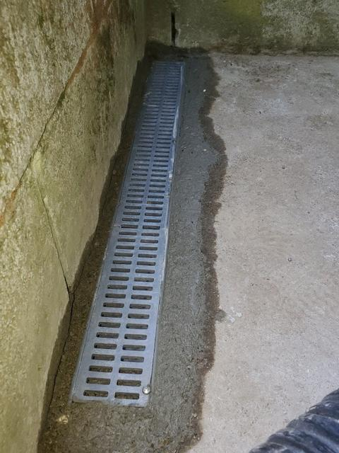 CleanSpace Drain - After Photo