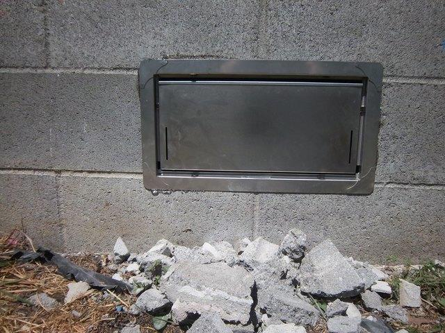 Crawl Space Vent Installation in Bucoda, Washington