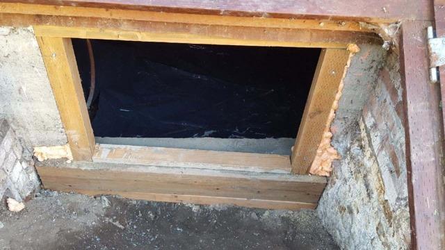 Everlast Crawlspace Access Door