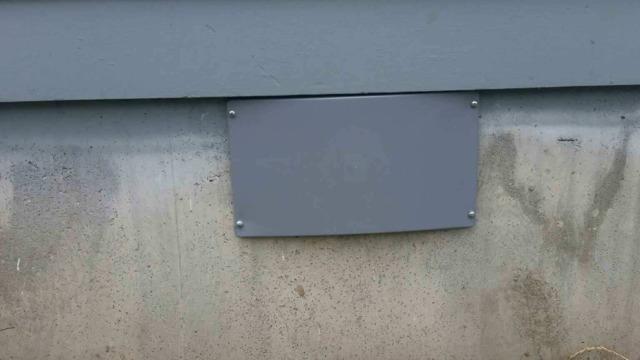 CleanSpace Northwest Crawlspace Access Everlast Door