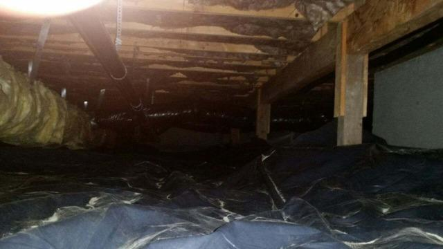CleanSpace® Northwest Basement Systems Encapsulation in Port Orchard WA