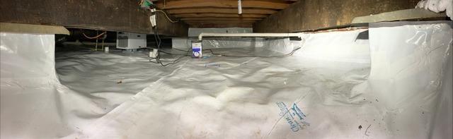 Fixing Buckling Floors in Brookhaven, MS