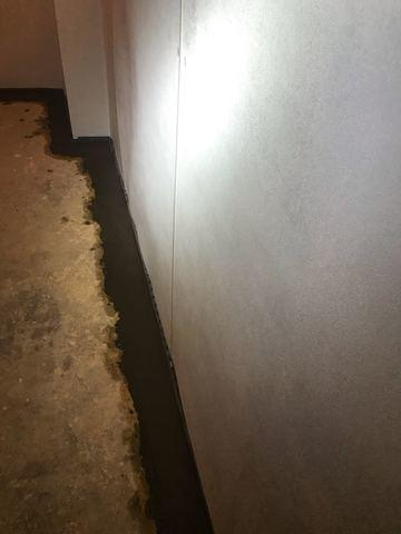 Basement Waterproofing in Philadelphia, MS - After Photo