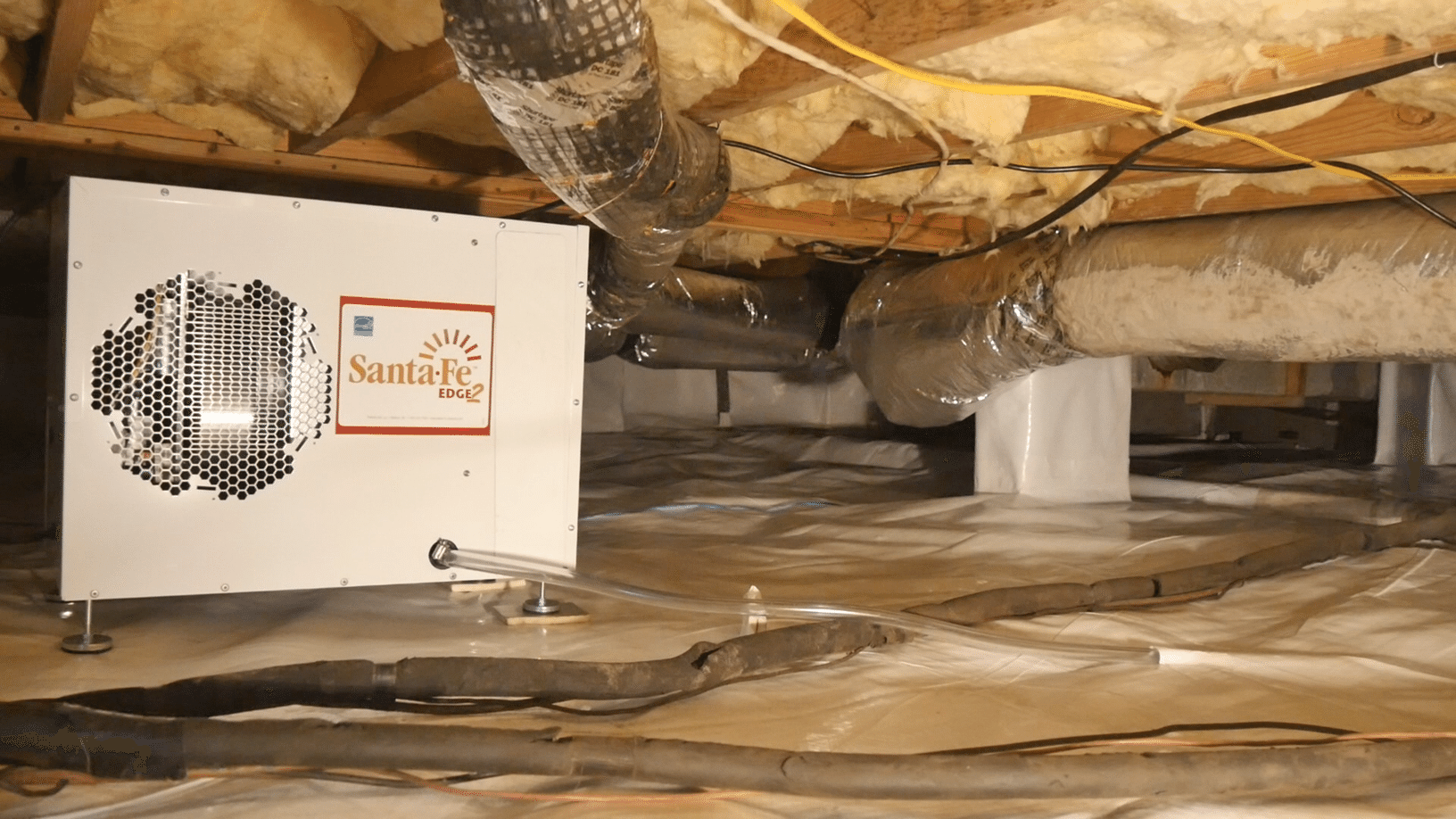 Crawlspace Encapsulation in Conway, SC - After Photo