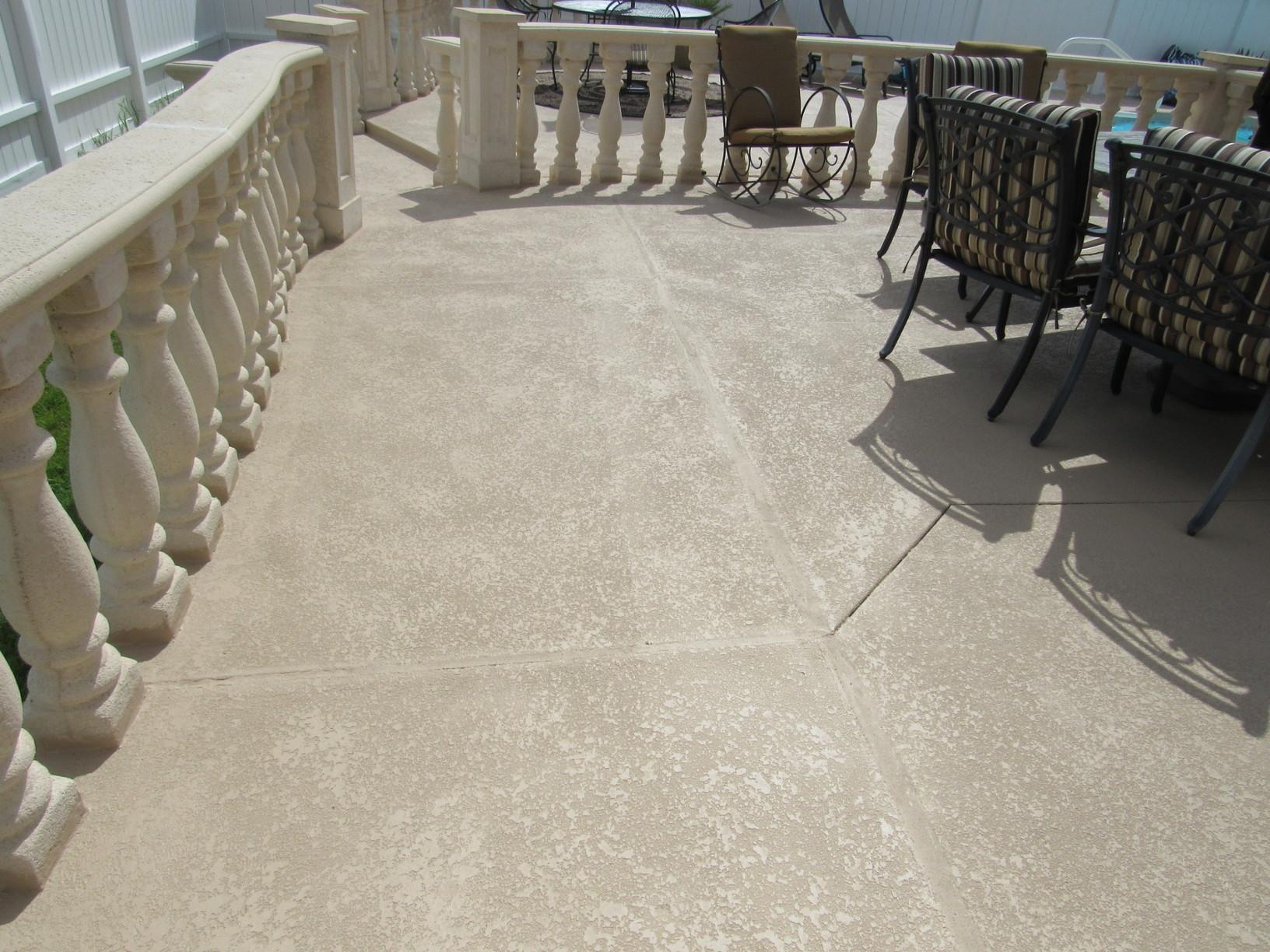 Concrete Leveling in Myrtle Beach, SC - After Photo