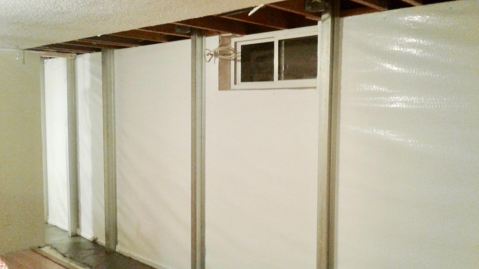 Basement Wall Crack Repair in Rochester, MN - After Photo