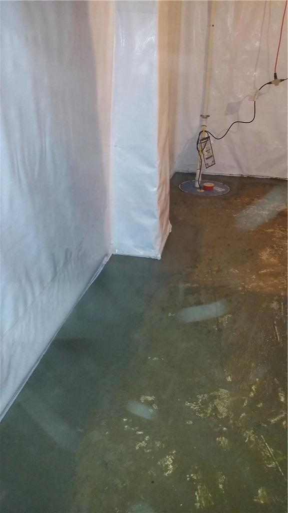 Water Seepage Solved For Luverne, MN Customer - After Photo