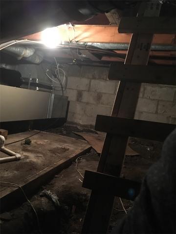 Crawl Space Repair in Minneapolis, MN