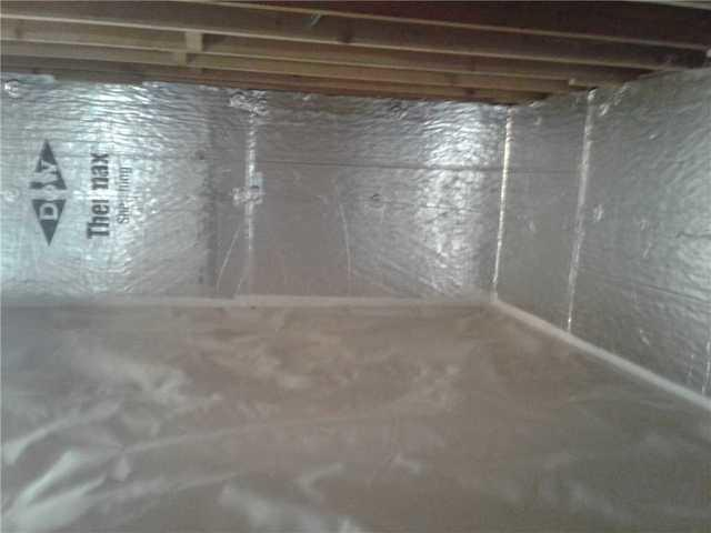 Crawl Space Encapsulation and Insulation in Hutchinson, MN