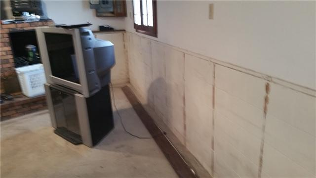 Basement Waterproofing & Wall System in St Clair, MN