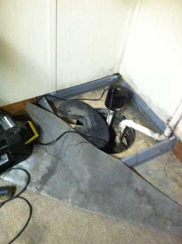 New TripleSafe Sump Pump Installation, Excelsior MN