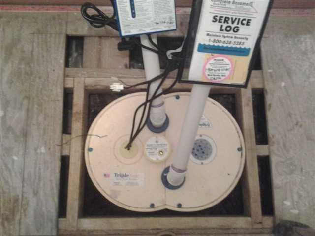 Sump Pump Upgrade in Courtland, MN