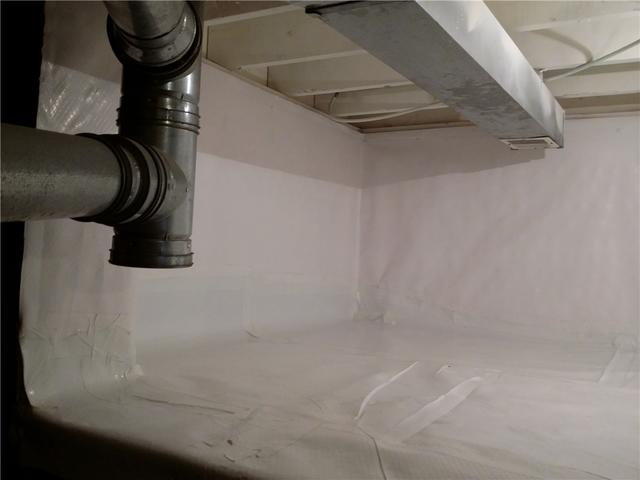 Leaky Crawl Space Problem Solved For Farmington, MN Homeowner