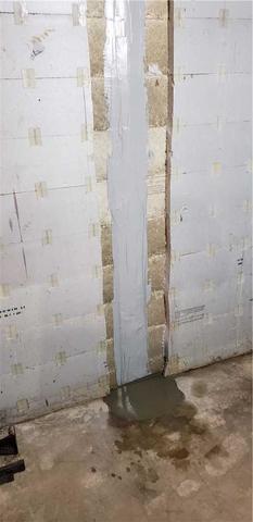 Basement Leak Fixed In Cottonwood, MN