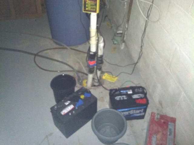 TripleSafe Sump Pump in Maple Plain, MN