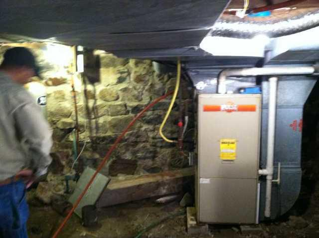 Crawlspace Encapsulation in Hartland, MN