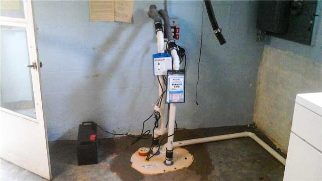 Sump Pump Installation in Pennsville, NJ