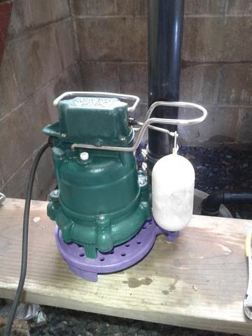 Sump Pump Servicing in Shiloh, NJ