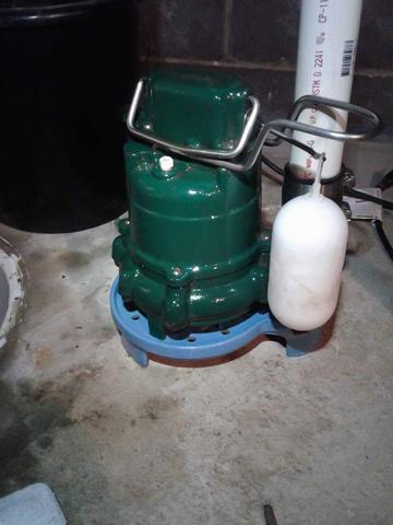 Sump Pump Servicing in Nottingham, PA