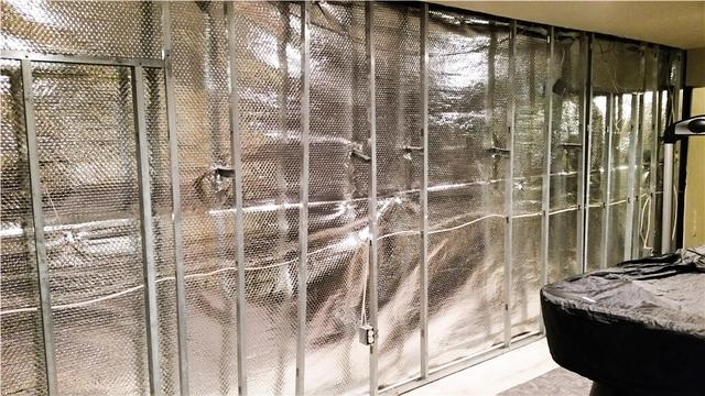 Basement Moisture Control in Chester Springs, PA
