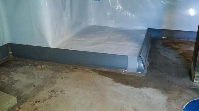 DryTrak Installation in Penns Grove, NJ