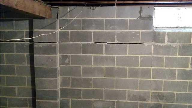 Cracked, Bowing Wall Repair in Deptford, NJ