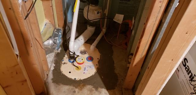 Replacing Old Sump Pump in Pilesgrove, NJ