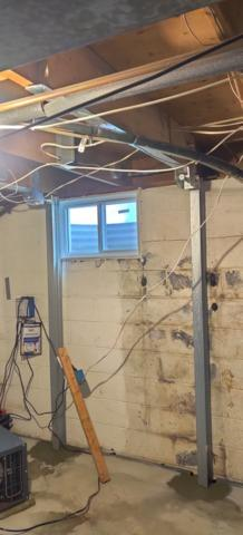 Wall Stabilized WIth PowerBrace Wall System in Clemeonton NJ, 08021