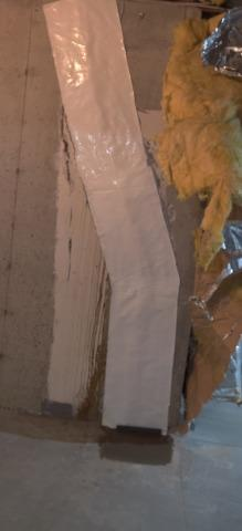 Leaking Wall Crack Repair in Swedesboro New Jersey, 08085