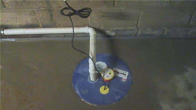 SuperSump Installation in Bellmawr, NJ