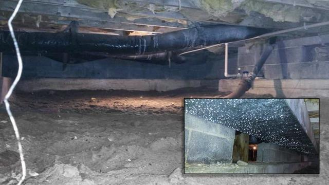 Fixing a Crawl Space in Margate City, NJ