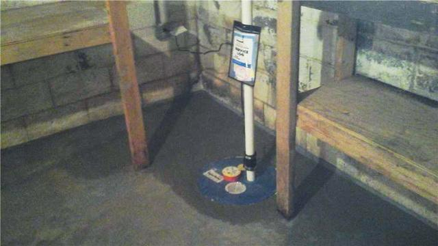 Sump Pump replacement and perimeter system