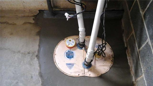 Replacing Failed Sump Pumps in Woodbury Heights, NJ