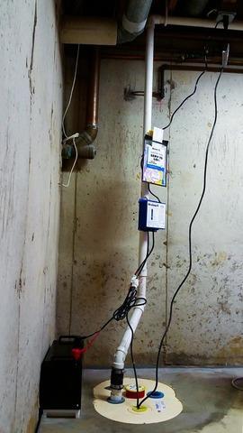 TripleSafe Installation in Cinnaminson, NJ